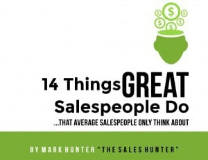 14 Traits of Great Salespeople COVER
