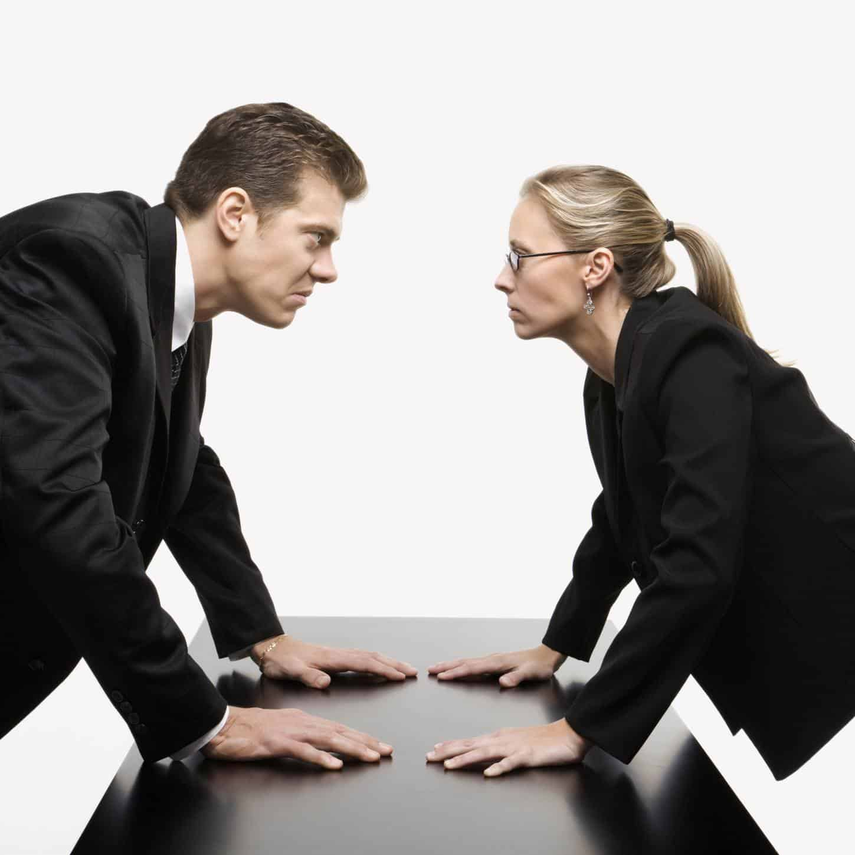 Sales Standoff
