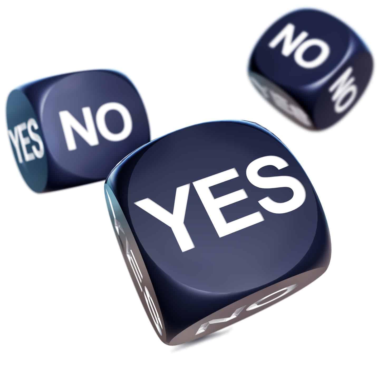 """Executive Sales Leader Briefing: Say """"No"""" More Often"""