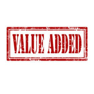 Even When Prospecting, You Must Create Value