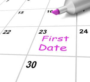 Prospecting: Your Goal is a First Date
