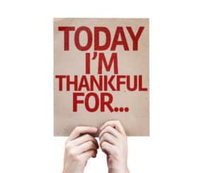 Why I'm Thankful for a Career in Sales