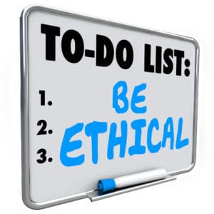 Sales Motivation Video: Great Salespeople Live by a Code of Ethics