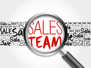 Sales is Not a Solo Activity. Sales is a Team Sport.