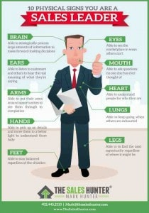 Low Res 10 Physical Signs Youre a Sales Leader