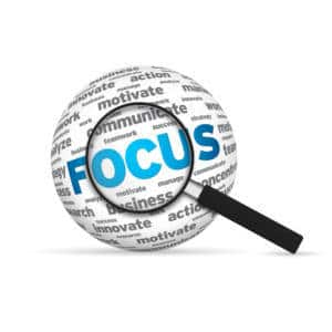 Your Sales Results are a Direct Result of Your Level of Focus
