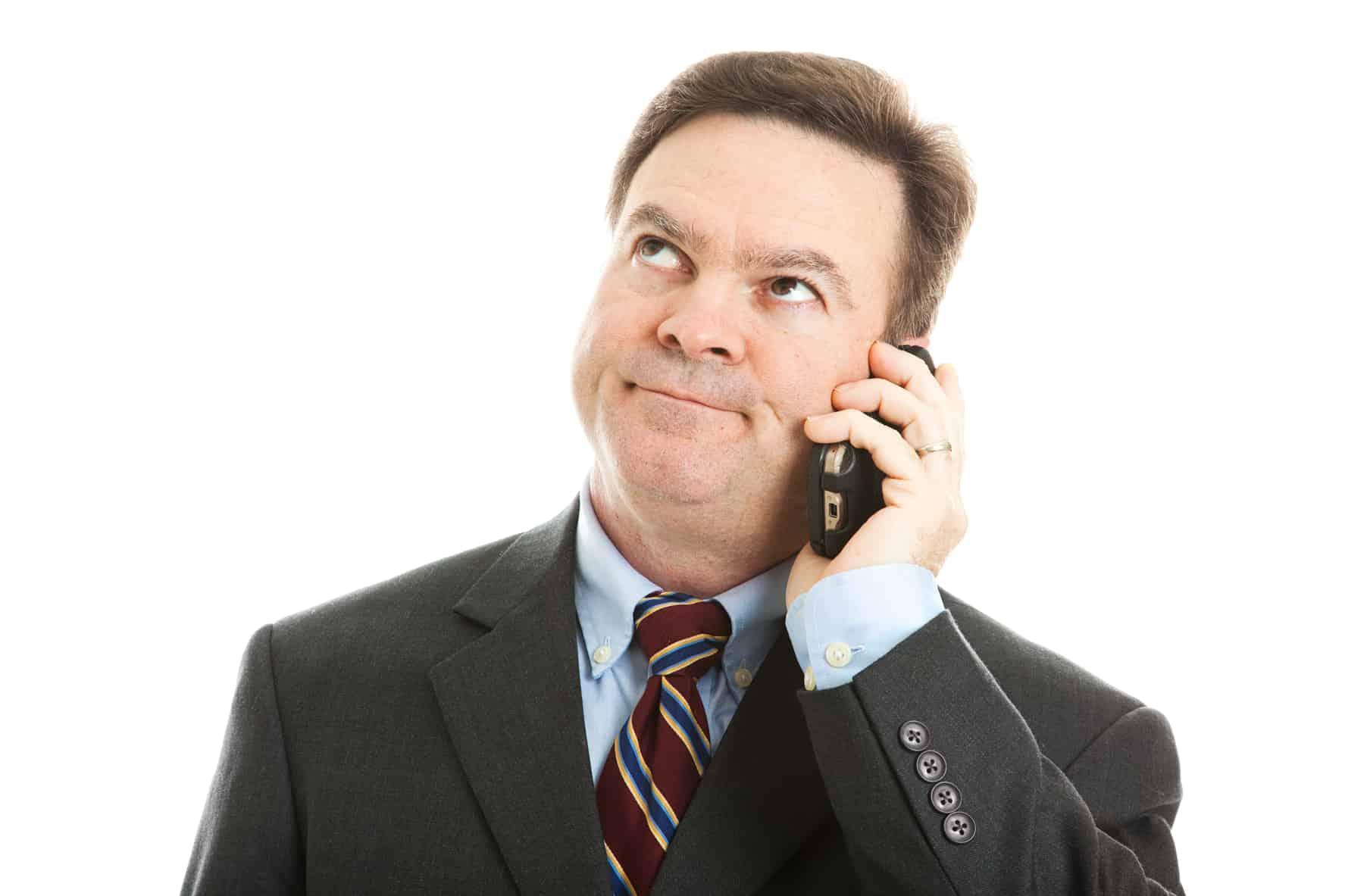 Listening Salesperson