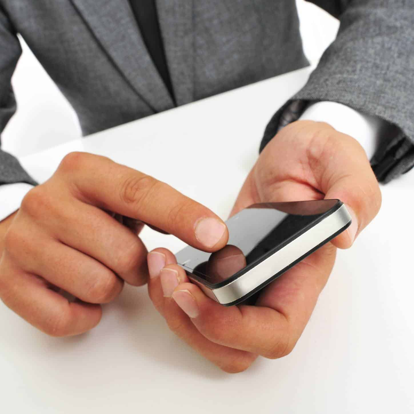 Text Messaging for Prospecting?