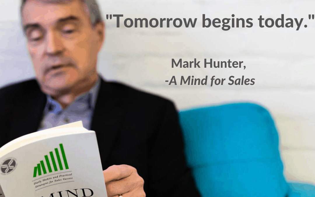 A Special Monday Motivation Video: A Mind For Sales In Times of Stress