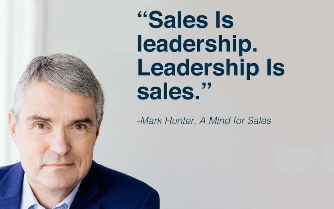 Selling In Difficult Times Requires Having a Mind for Sales