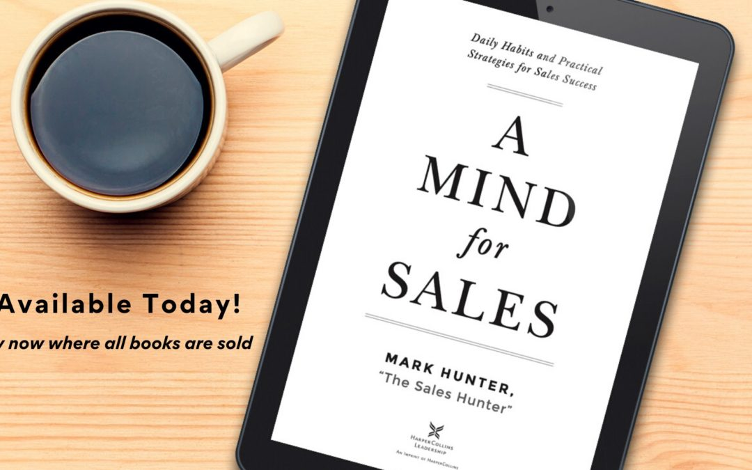 A Mind For Sales, My Personal Message